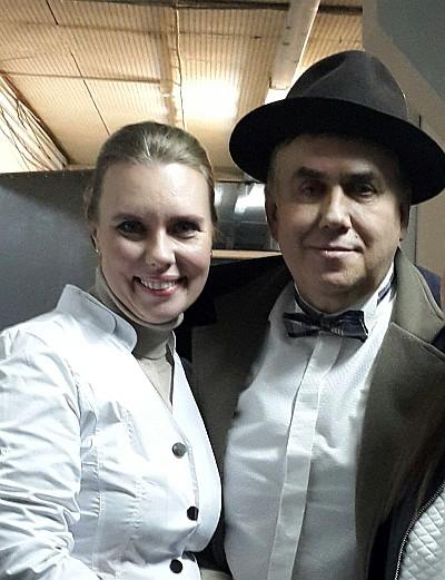 """Грицюта Ольга. """"Таблетка"""" на Первом канале."""